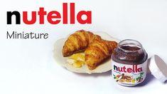 Tiny Nutella Inspired Tutorial - Polymer Clay/Mixed Media