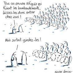 Xavier Gorce (2017-02-10) Conseils charitables