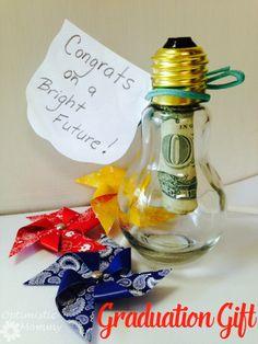 Congrats on a Bright Future Graduation Gift
