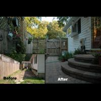 Much more functional and good looking too.| Annapolis MD| The Landscape Design Center