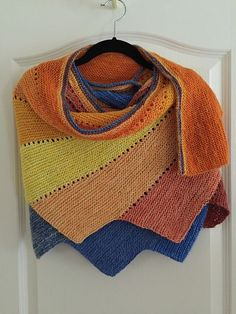 Ravelry: Project Gallery for Arabella Shawl pattern by SKEINO LLC More