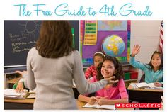 There are big changes in fourth grade. Read the guide. #4thgrade
