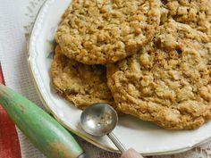 Oatmeal Molasses Cookies recipe from Damaris Phillips via Food Network