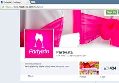 Follow Partyista on Facebook. A new way to search for the perfect wedding venue, event space for your birthday, happy hour, etc. Just in DC now, but everywhere soon! www.partyista.com