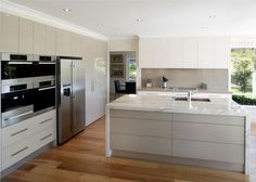 This morning we would like to inspire you with modern kitchen ideas Modern Kitchen Design Ideas by Darren James specializing in the design, execution and installation of the highest quality Modern Kitchen Design Ideas, bathrooms and walk-in closets.