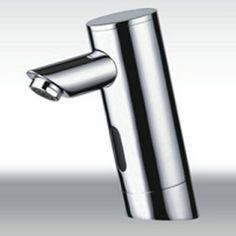 Contemporary Sensor Faucet Automatic Touchless Bathroom Sink Faucet   T0106