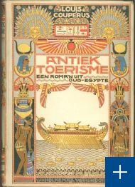 André Vlaanderen: band voor Louis Couperus, Antiek toerisme (1911)