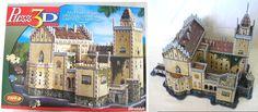 wrebbit 3d puzzle Anif Castle Austria w/ 769 pcs