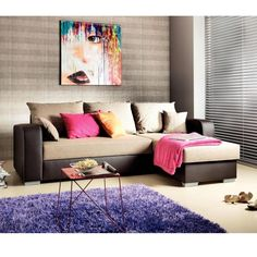 """Sedací souprava """"Twist"""" Sofas, Couch, Furniture, Home Decor, Master Bedroom Closet, Mattress, Bed, House, Couches"""
