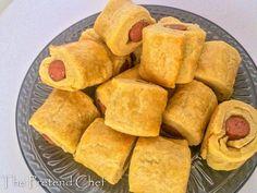 Easy Pie Dough, Mürbeteig - The Pretend Chef - Mandy Nacht - African Food Sausage Pie, Sausage Rolls, My Recipes, Snack Recipes, Snacks, Nigerian Sausage Roll Recipe, Pie Dough Recipe, Shortcrust Pastry, Easy Pie