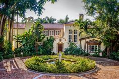 This is La Brisa, an historic estate in Coconut Grove that comes with some pretty mind-blowing superlatives, and it just hit the market for $65 million, more than any...