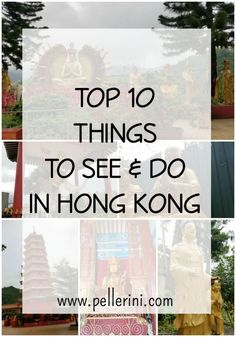 Top 10 Things to See and Do in Hong Kong - If you are planning a trip to Hong Kong this is the perfect guide of things to see and do!