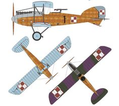 M1:33, WWI Albatros C.XII Ver.2 Free Aircraft Paper Model Download