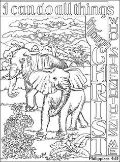 philippians 413 abda acts arts and publishing coloring page - Philippians 4 6 Coloring Page