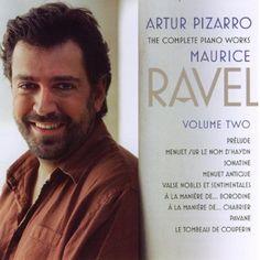 Artur Pizarro - The Complete Works of Ravel Vol. 2 CD £13