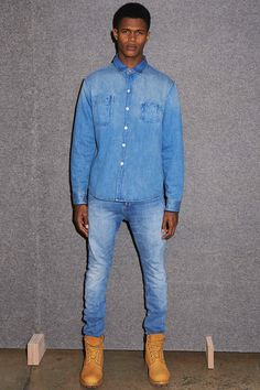 A.P.C. Kanye | Fall 2014 Menswear Collection | Style.com