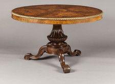 An Antique 19th Century Centre Table