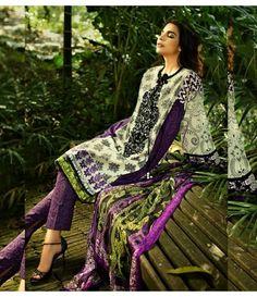 So Kamal Designer Lawn by Ayesha Farook Hashwani 2015 AHF-D-17-A