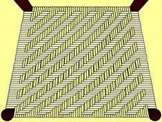 fan weave seat