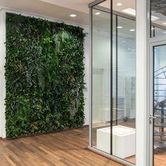 ultimative grune architektur bepflanzten wanden, 35 best büro grÜn images on pinterest | vertical gardens, green, Design ideen