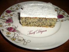 Tarif Diyarı'na Hoşgeldiniz.: ÇİLLİ PRENSES (haşhaşlı kek)