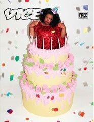 Vice Magazine Vice Magazine, Magazine Covers, 10 Anniversary, Cover Design, Birthday Cake, Dec 12, Posters, News, Random