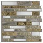 3x12 Palermo Collection Smoke Gray Glazed Ceramic Tile Backsplash Wall Bath | eBay Ceramic Tile Backsplash, Glazed Ceramic Tile, Ceramic Subway Tile, Mosaic Wall Tiles, Mosaics, Peel And Stick Tile, Stick On Tiles, Color Tile, Mosaic Patterns