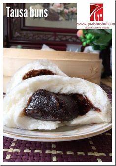Hand Knead Bao Recipe (手工包食谱)