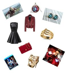 """""""For those in team iron man!"""" by rudycastaneda-rc on Polyvore featuring Balenciaga, Allurez, GUESS, men's fashion, menswear, contestentry and CaptainAmericaCivilWar"""