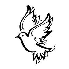 1000+ images about dove birds on Pinterest | Dove tattoos, Bird stencil and Birds