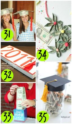 65 Ways to Give Money as a Gift  - flower neclace