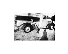 'My Favorite Truck' 8x10 Limited Print. http://www.kickstarter.com/projects/patrickclement/small-town-a-pictorial-look-at-1940s-rural-america