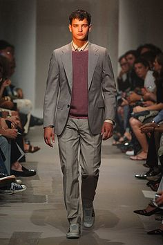 Prada | Spring 2006 Menswear Collection | Style.com