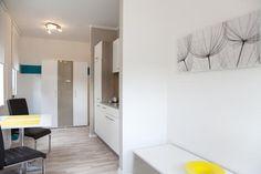 Wohnung mieten in Fürth. 1-Zimmerwohnung provisionsfrei, hochwertige Ausstattung