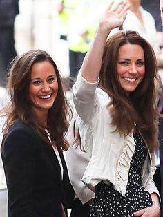 """""""How do the sisters feel about their influence? They aren't saying. Latter-day Mona Lisas, they smile mysteriously and keep their mouths closed. In an age of bleating, tweeting, confessional celebrity, the middle-class Middletons show real class."""" —TIME's Europe editor, Catherine Mayer, says about Kate and Pippa Middleton, two of the world's Most Influential People. http://ti.me/HWUnec"""
