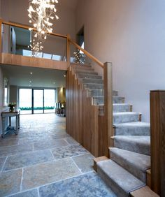 6 x Award Winning Barn Renovation working with Llama Architects & Janey Butler Interiors Style At Home, Bungalow Renovation, Barn Renovation, Plywood Furniture, Lounge, Barn Conversion Interiors, Modern Stairs, House Stairs, Staircase In Living Room