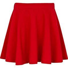 Girls red skater skirt - skirts - girls  taylor swift concert