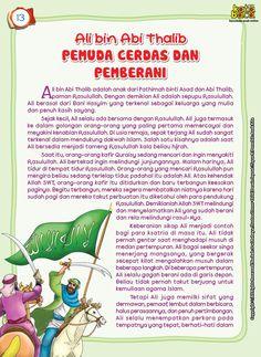 The Prophets Of Islam: Prophet Adam And Wicked Iblis Activity Book