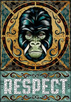 Book of Shadows: Alive Poster Series ~ Respect.