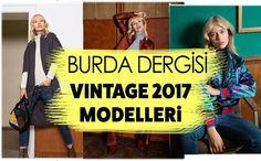 Burda Dergisi 2017 Vintage