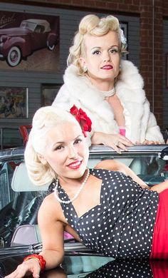 Terra and Elena, Little Women: LA.