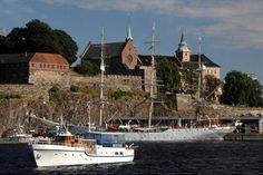 Akershus Fortress in Oslo, Norway | © VisitOSLO/Nancy Bundt