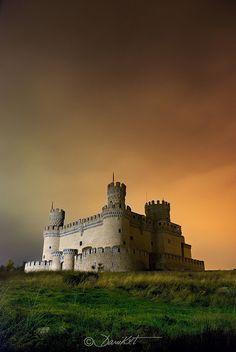 Castillo de los Mendoza, Manzanares el Real. Madrid.