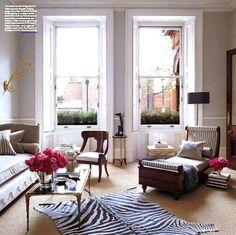 Black And White Living Room. Elle Decor. | Living Rooms | Pinterest | Living  Rooms, Room And Elle Decor