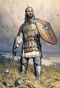 Khazar Warrior