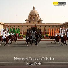 """Return To India. Return To Your Roots"" #IncredibleIndia #IndianFestivals #ItHappensOnlyInIndia #HireCruise #ReturnToIndia"