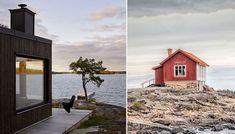 Sjöhem är sajten för dig som vill bo nära havet
