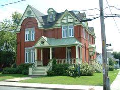 Maison Gabriel-Marchand - MaCulture.ca - Saint-Jean-sur-Richelieu et Région