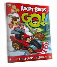 El blog de acebeR: Sorteo Angry Birds Go