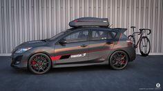 Mazdaspeed 3 2015 - image #357